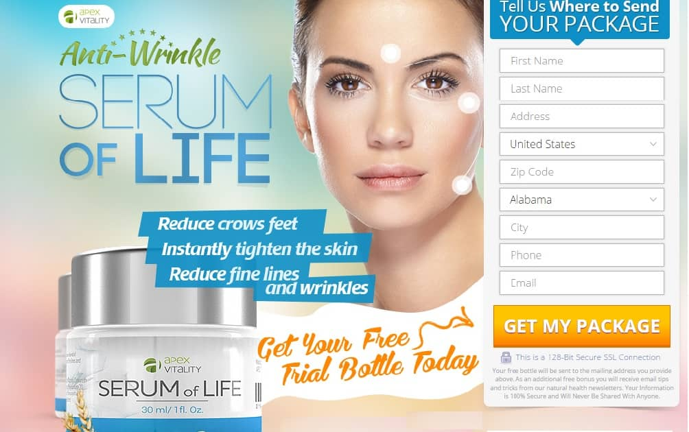 Serum of Life Special