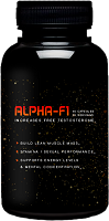 Alpha F1 Testosterone Booster