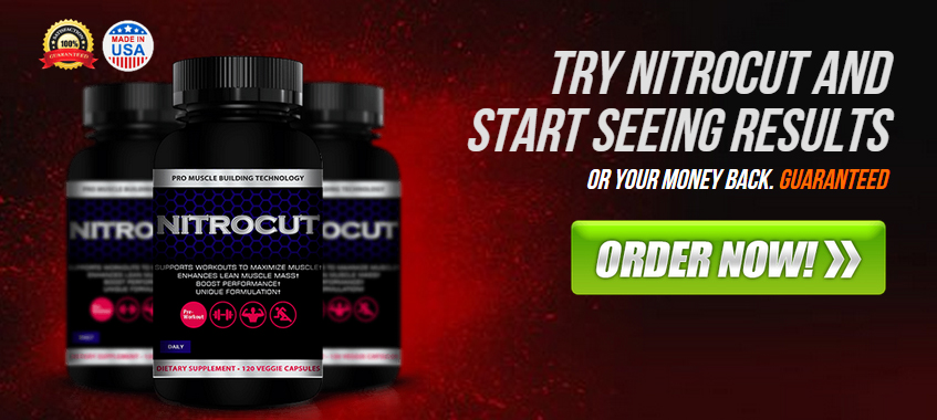 Image result for Nitrocut - Muscle Supplement (US)