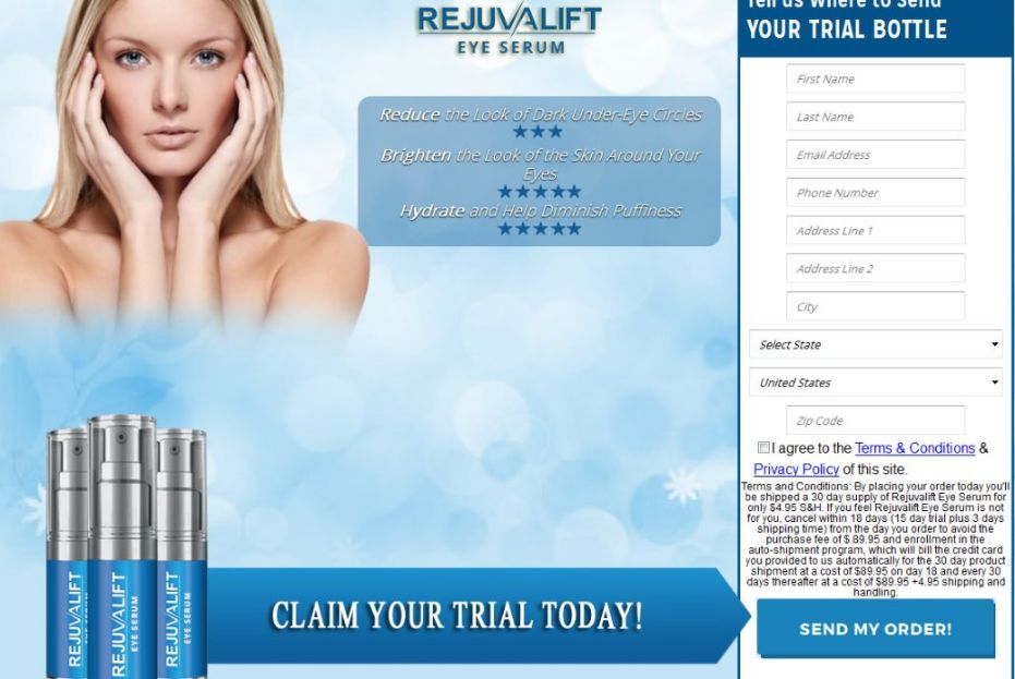 Rejuvalift Eye Cream
