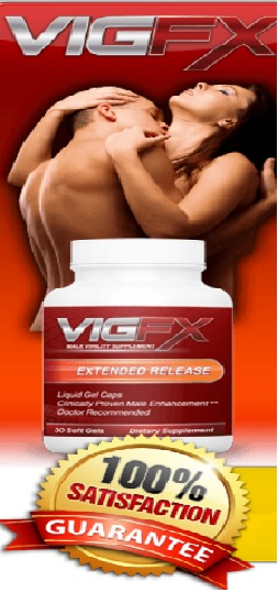 VigFX Male Enhancement pack